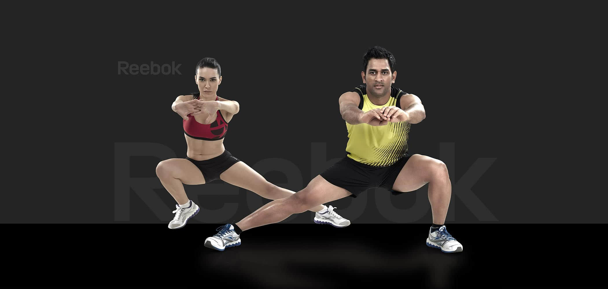 Image result for dhoni lunge